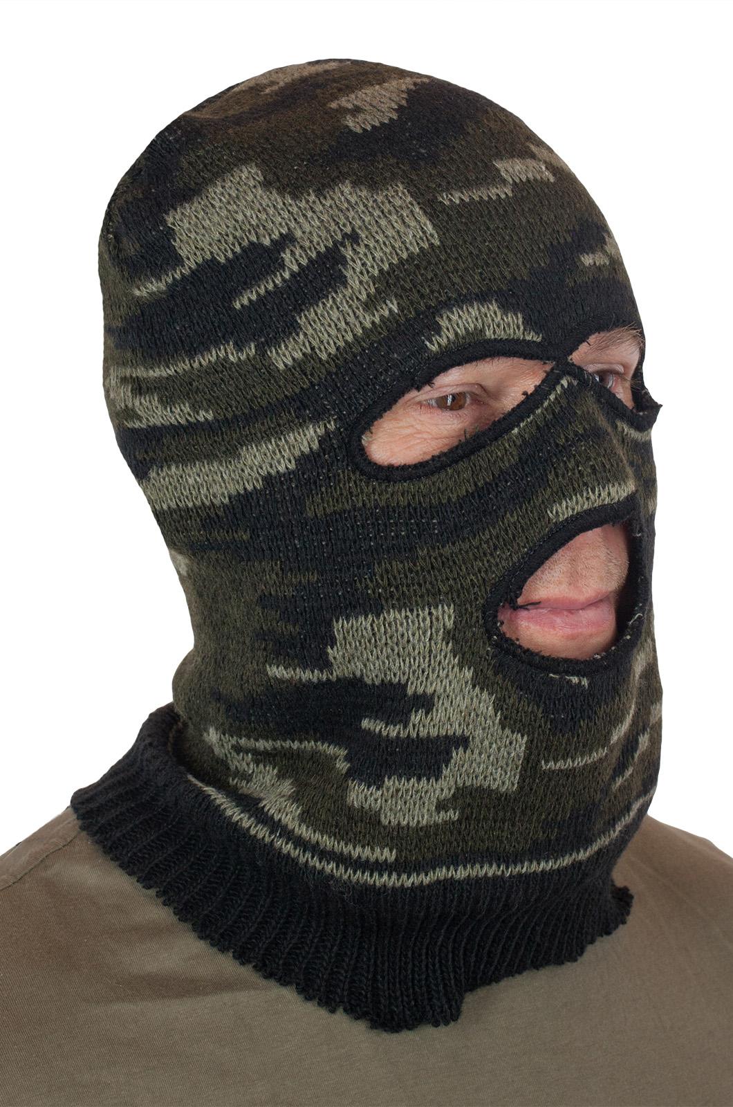 Армейская маска камуфляжная по выгодной цене