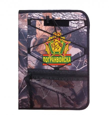 Армейская планшетка с нашивкой Погранвойска - купить в подарок