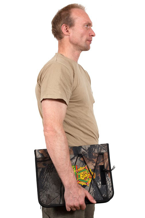 Армейская планшетка с нашивкой Погранвойска - купить оптом