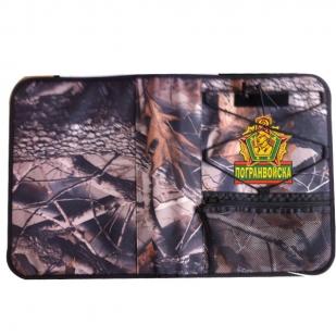 Армейская планшетка с нашивкой Погранвойска - купить с доставкой