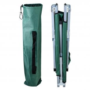 Армейская полевая раскладушка (зеленая)