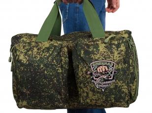 Армейская полевая сумка с эмблемой Рыболовного спецназа купить в розницу