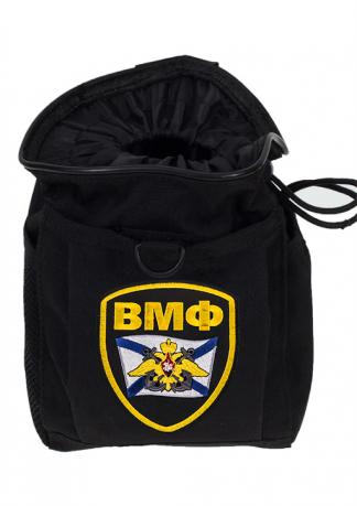 Армейская поясная сумка для фляжки с нашивкой ВМФ