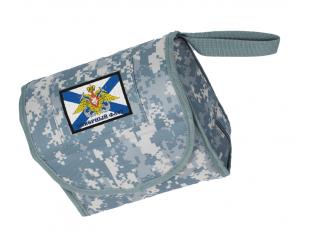 """Армейская сумка-несессер """"Северный флот"""" с удобной доставкой"""
