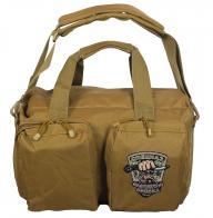 Армейская сумка-рюкзак с нашивкой Охотничьих войск