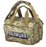 Армейская сумка-рюкзак с нашивкой Полиция