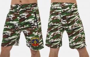 Армейские комфортные шорты с нашивкой РВСН - заказать онлайн