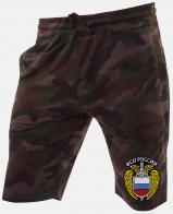 Купить армейские мужские шорты с нашивкой ФСО