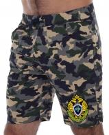 Купить армейские мужские шорты с шевроном Пограничной службы