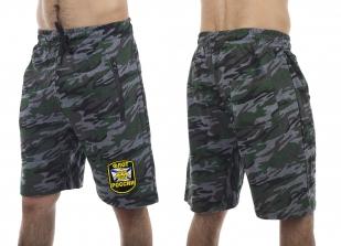 Армейские надежные шорты с нашивкой Флот России - заказать в розницу