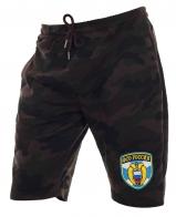 Армейские надежные шорты с нашивкой ФСО