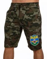 Армейские мужские шорты IZZUE с вышитым принтом ВДВ