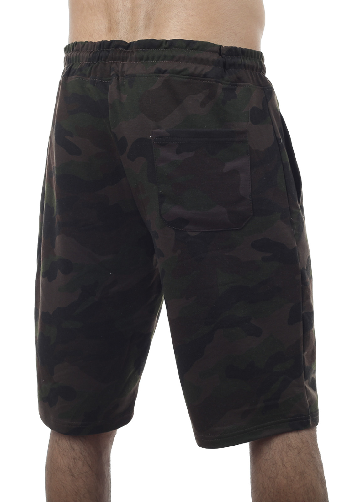 Для Commandos! Мужские армейские шорты СПЕЦНАЗ от ТМ IZZUE