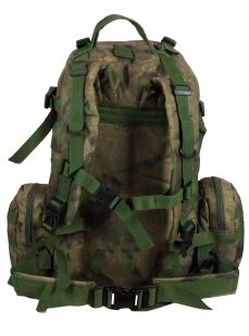 Армейский большой рюкзак-трансформер с нашивкой ВМФ - заказать в подарок