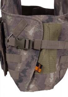 Армейский бронежилет FSBE камуфляж A-TACS