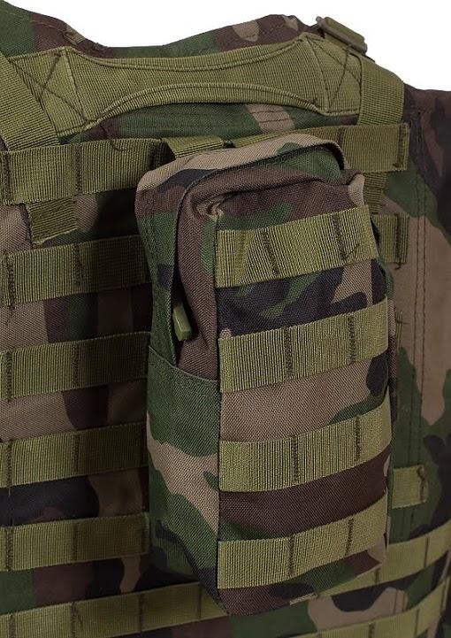 Реплика бронежилета FSBE Woodland