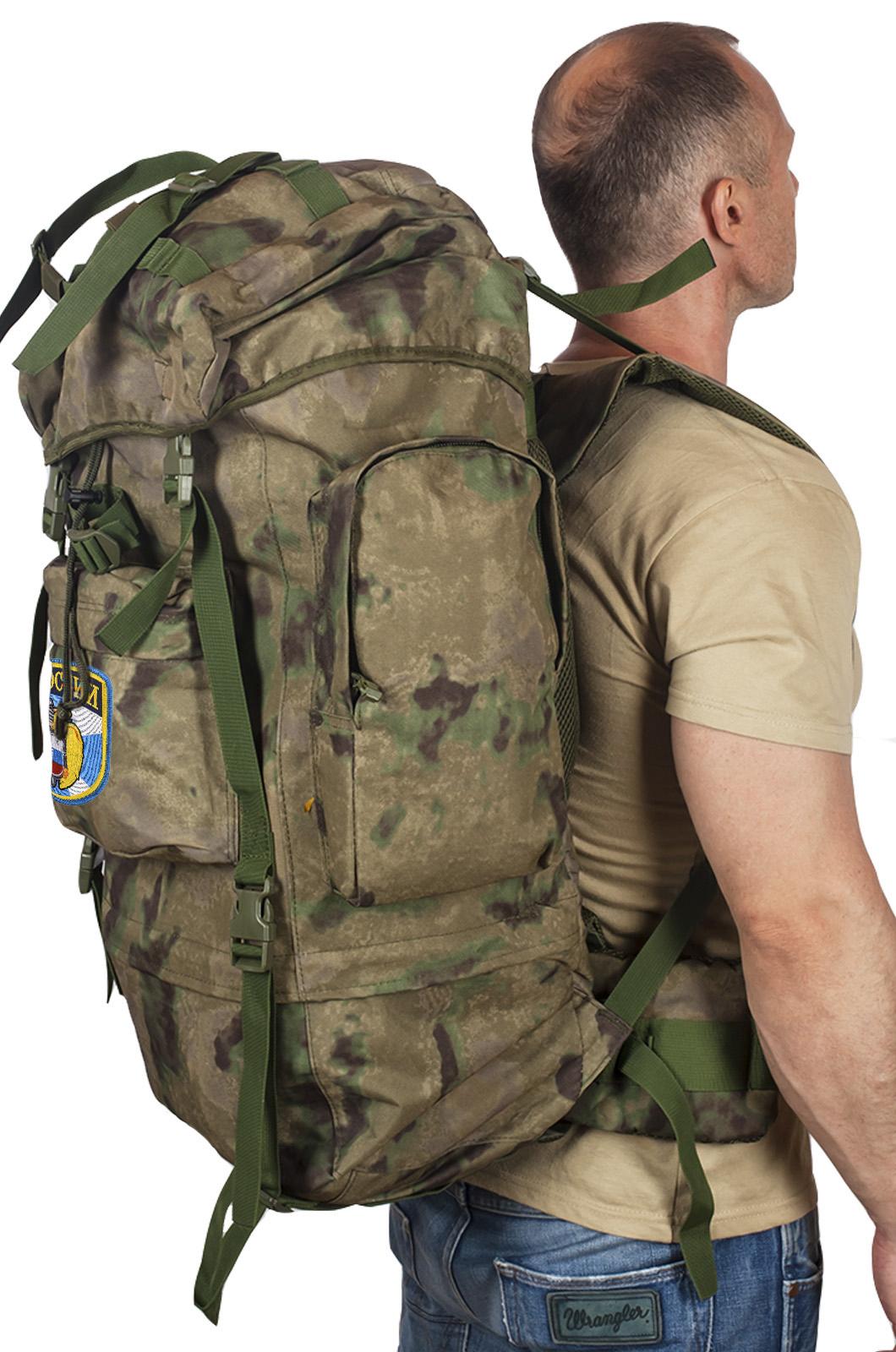Армейский камуфляжный ранец-рюкзак ФСО России - купить выгодно