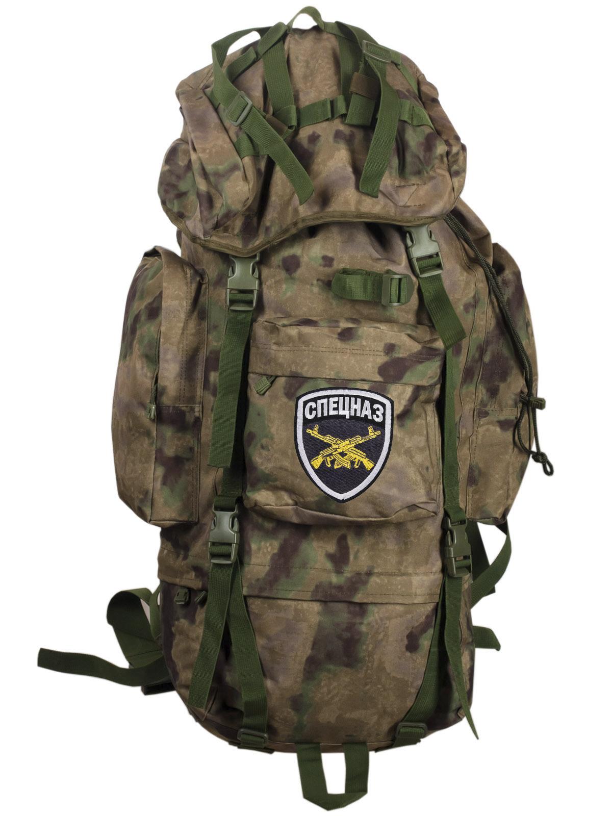 Армейский камуфляжный ранец-рюкзак СПЕЦНАЗ - купить выгодно