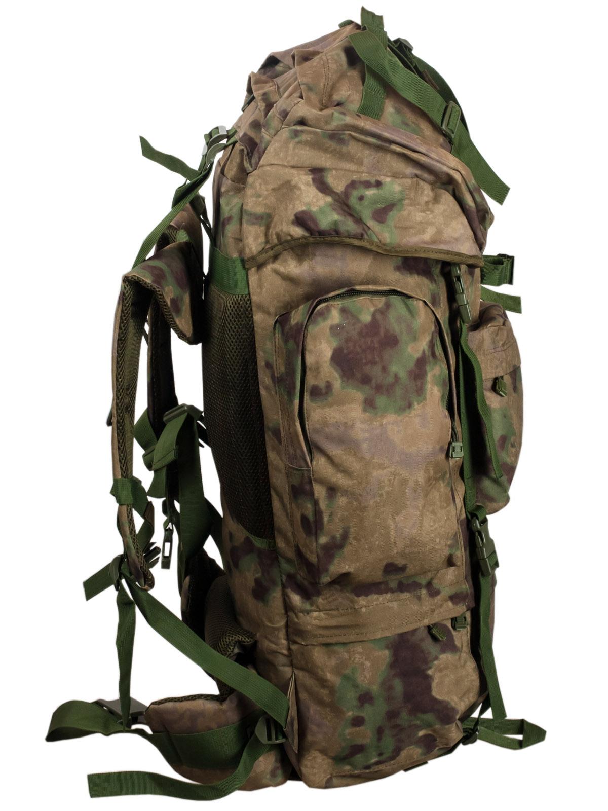 Армейский камуфляжный ранец-рюкзак СПЕЦНАЗ - заказать в подарок