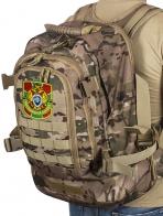 Армейский камуфляжный рюкзак  с нашивкой ПС