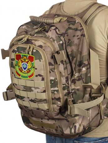 Армейский камуфляжный рюкзак  с нашивкой ПС - купить онлайн
