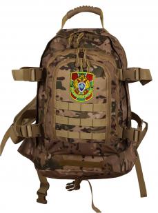 Армейский камуфляжный рюкзак  с нашивкой ПС - заказать с доставкой
