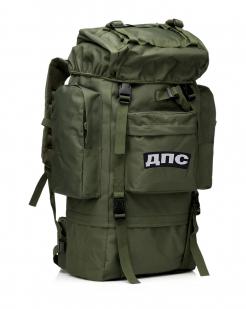 Армейский каркасный рюкзак с нашивкой ДПС - купить в розницу