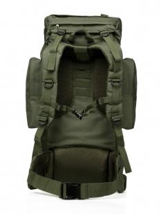 Армейский каркасный рюкзак с нашивкой Танковые Войска - купить в подарок