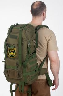Армейский крутой рюкзак с нашивкой Танковые Войска - купить онлайн