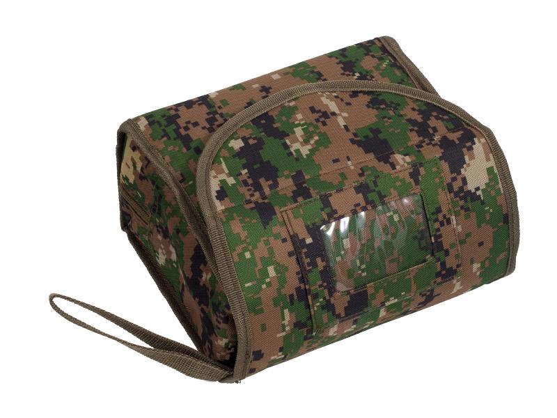 Армейский несессер с вышивкой «Военная разведка»
