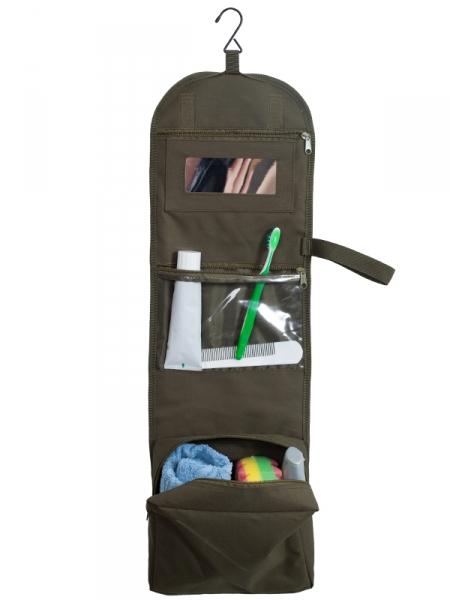 Армейский нессессер для офицера ВДВ с кармашками внутри