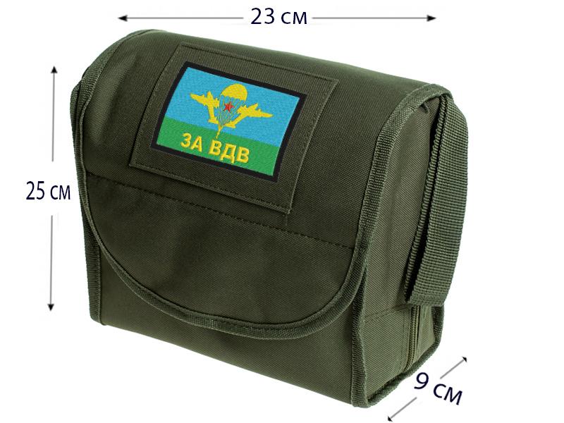 Армейский нессессер для офицера ВДВ.