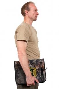 Армейский планшет с нашивкой Танковые Войска - купить в подарок