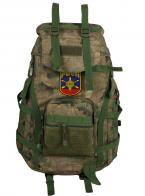 Армейский походный рюкзак камуфляж A-TACS FG с эмблемой РВСН