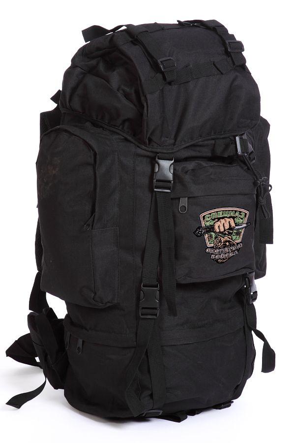 Армейский походный рюкзак  с эмблемой РХБЗ