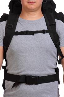 Армейский походный рюкзак  с эмблемой РХБЗ - заказать по низкой цене