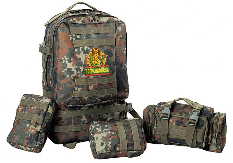 Армейский походный рюкзак US Assault ПОГРАНВОЙСКА - купить с доставкой