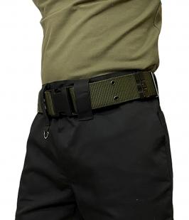 Армейский поясной ремень (хаки-олива)