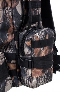 Армейский практичный рюкзак с нашивкой ДПС - купить выгодно