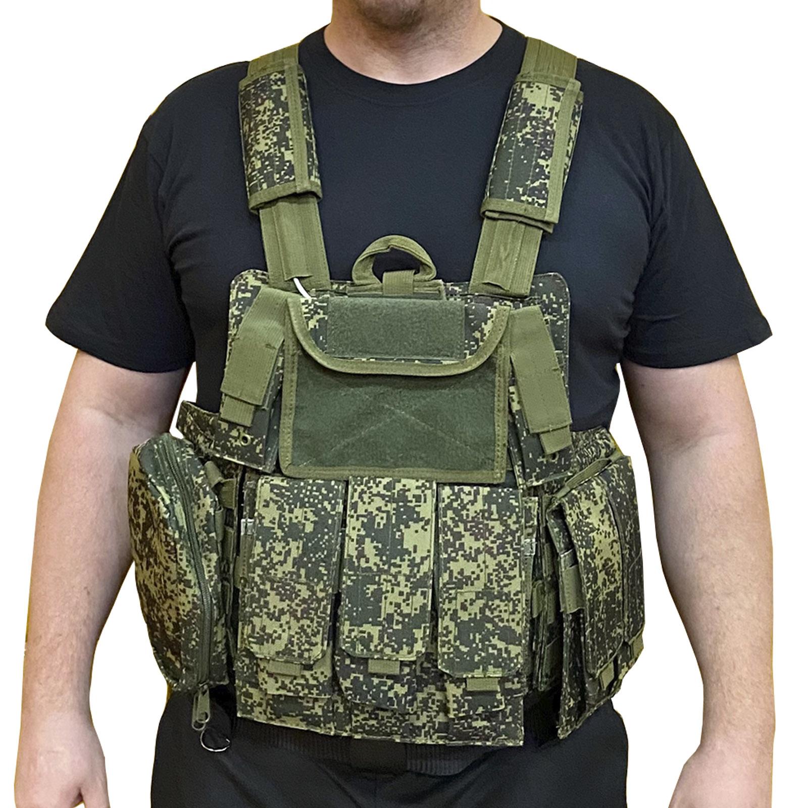 Армейский разгрузочный жилет (российская цифра)