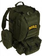 Армейский рейдовый рюкзак МВД US Assault