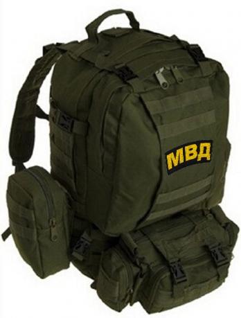 Армейский рейдовый рюкзак МВД US Assault - купить онлайн