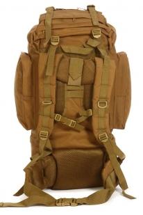 Армейский рейдовый рюкзак на 60 литров (хаки-песок) с эмблемой СССР заказать в Военпро