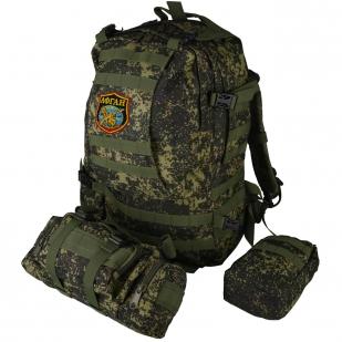 Армейский рейдовый рюкзак с нашивкой Афган - заказать оптом