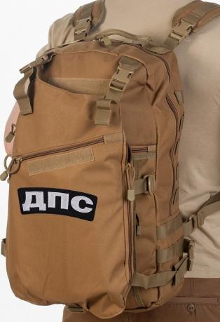 Армейский рейдовый рюкзак с нашивкой ДПС - купить онлайн