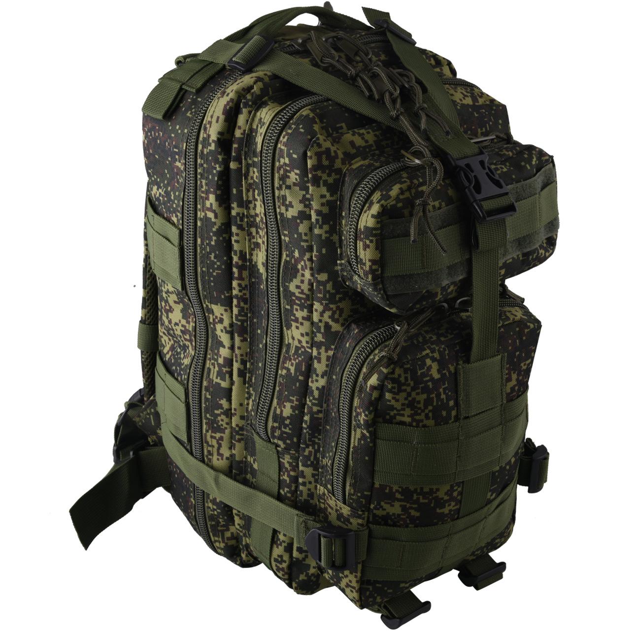 Купить военный российский рюкзак рюкзак polar недорого