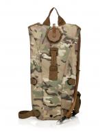 Армейский рюкзак с гидропаком и кольцами MOLLE