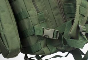 Армейский рюкзак с подсумками (30 литров, олива)