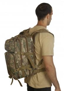 Армейский штурмовой рюкзак камуфляжа Multicam - заказать онлайн
