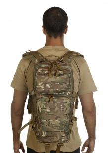 Армейский штурмовой рюкзак камуфляжа Multicam - в розницу и оптом